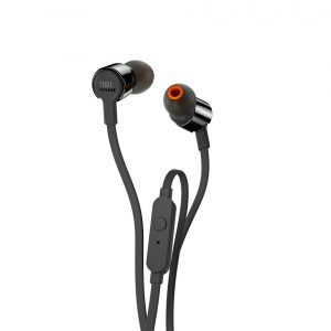 T210, InEar Universal Headphones 1-button Mic/Remote