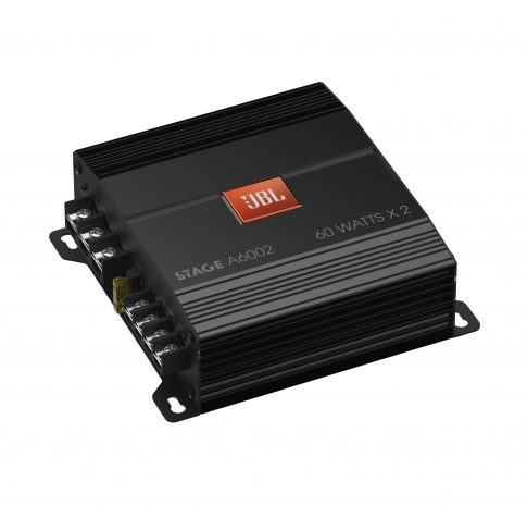 Stage A6002, 2 channel amp (2x60W)