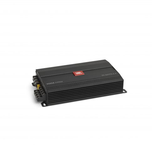 Stage A9004, 4 channel amp (4x80W)