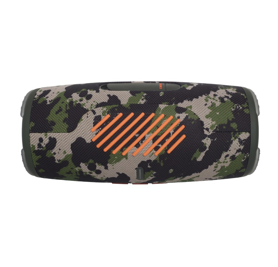 Xtreme 3, Bluetooth Speaker with Carry Strap, IP67-Waterproof