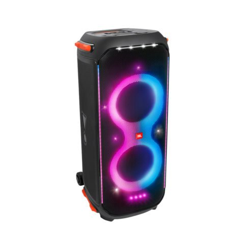 Partybox 710, Bluetooth Party Speaker, IPX4, Wheels, Light Show